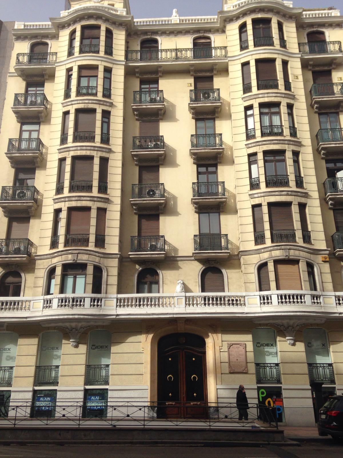 5e37214dd2a8 Traslado de sede social a la Calle Velázquez 27 1º Exterior Izquierda.  Madrid.